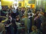 Publikumsgespräch nach einer Vorstellung im Foyer der Schauburg