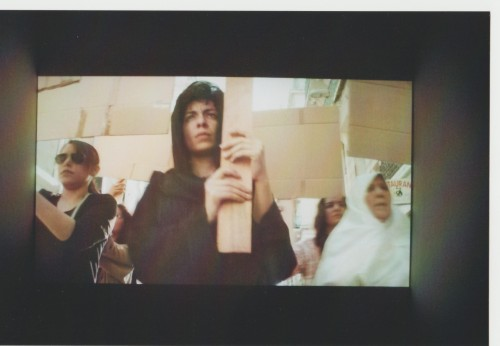 Katia Kameli - Silent Protest 001
