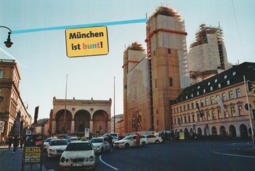 MünchenIstBuntFeldherrnhalle