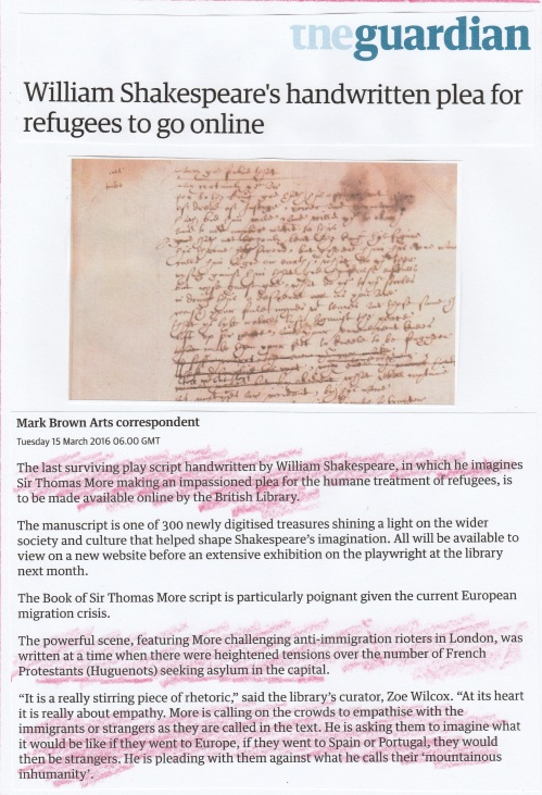Shakespeare's handwritten plea for refugees(1).jpg