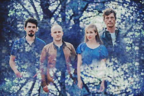 Veronika Harcsa Quartet